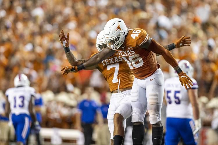 Texas Vs Lsu Five Key Matchups To Watch Hookem Com