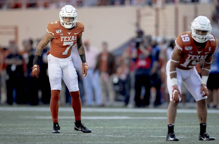 A day after Samuel Cosmi began preparing for the NFL, Caden Sterns also opts out of Texas' season