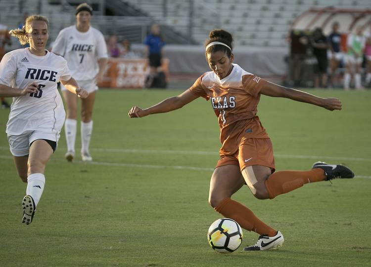 texas soccer moves up in rankings freshman earns honor hookem com