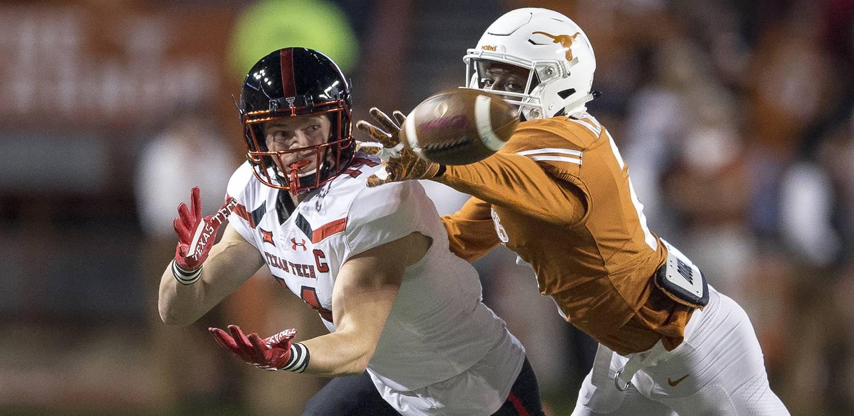 Texas Longhorns Vs Texas Tech Red Raiders Hookem Com
