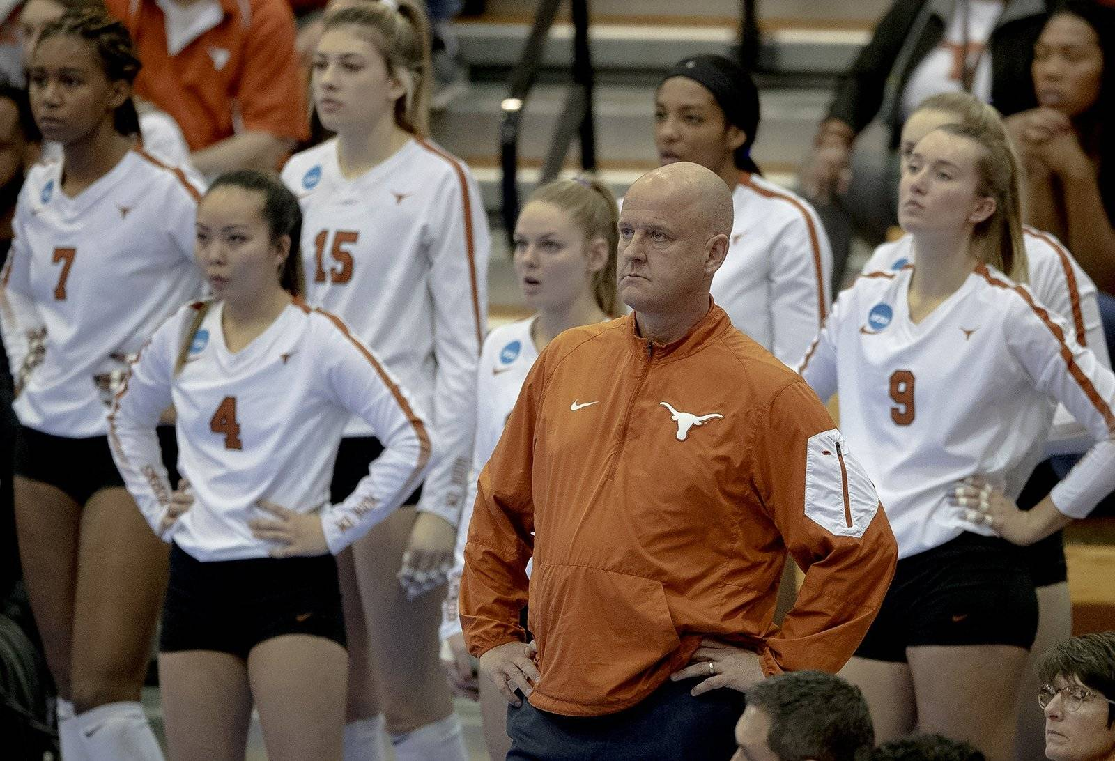 BREAKING: Upset by Louisville, No. 2 Texas ousted from NCAA Tournament
