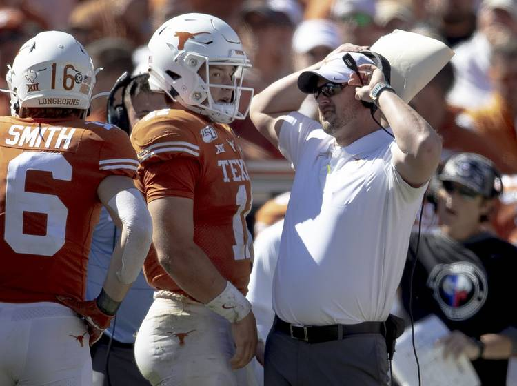 Golden: Is Texas football leadership in the right mental space?