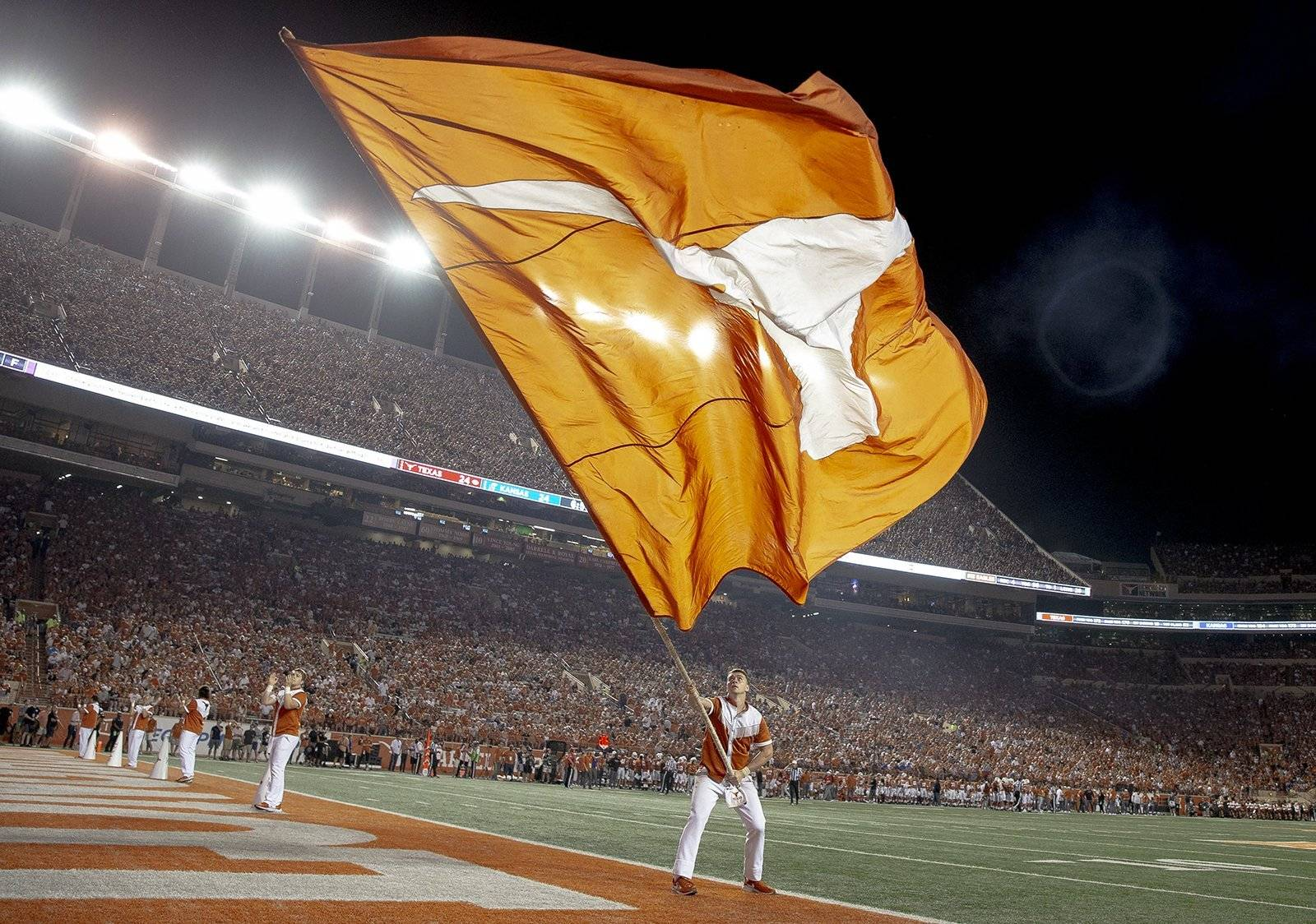Texas' 2020 football schedule now complete with Big 12 lineup announced