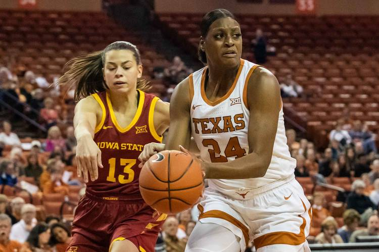 Texas women's basketball falls to Kansas for first time since 2013