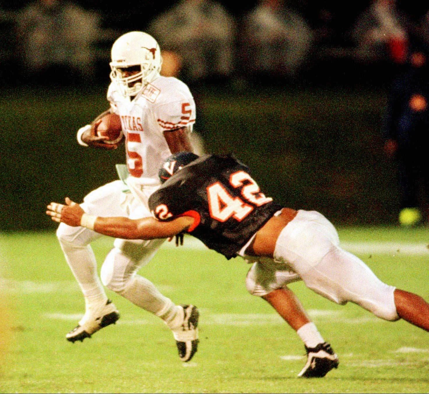 Daily Longhorn Football History The 1995 Season Hookem Com