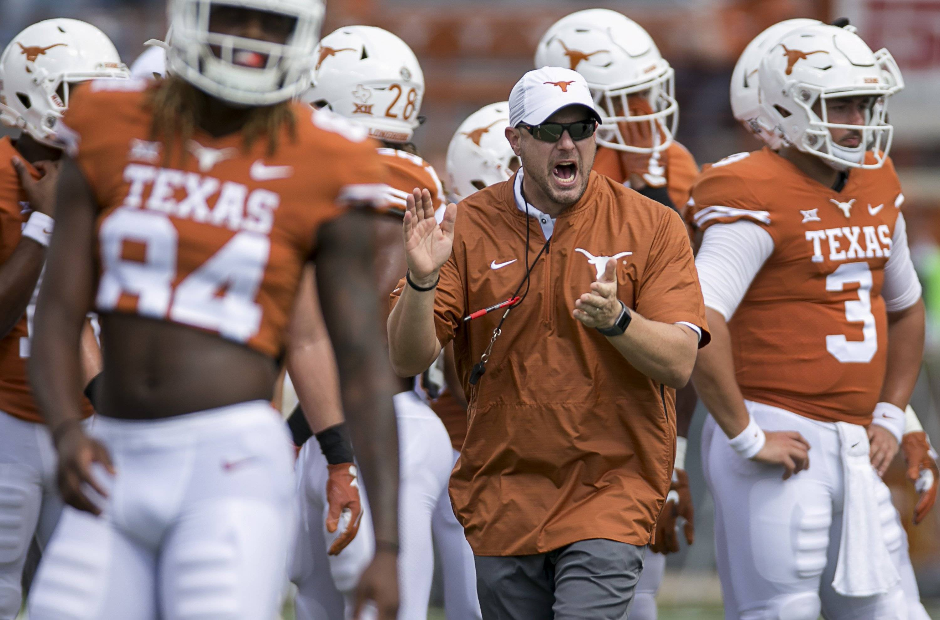 The Whys Of Texas Benching Starters Isn T Popular But For