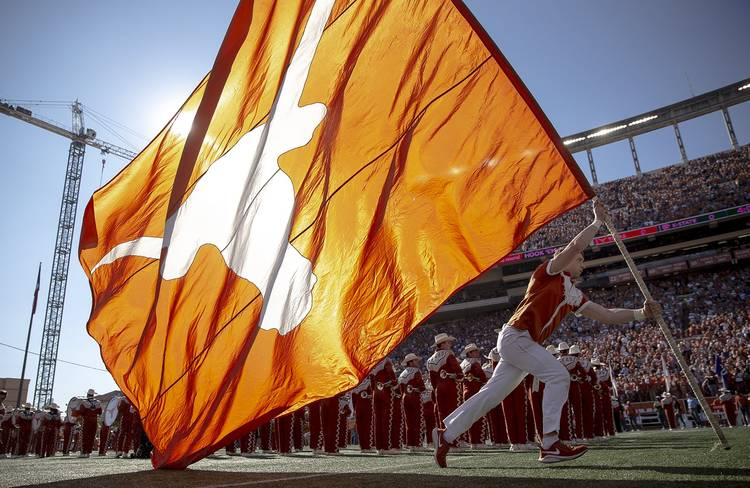 Texas adds San Jose State to fill out 2025 football schedule