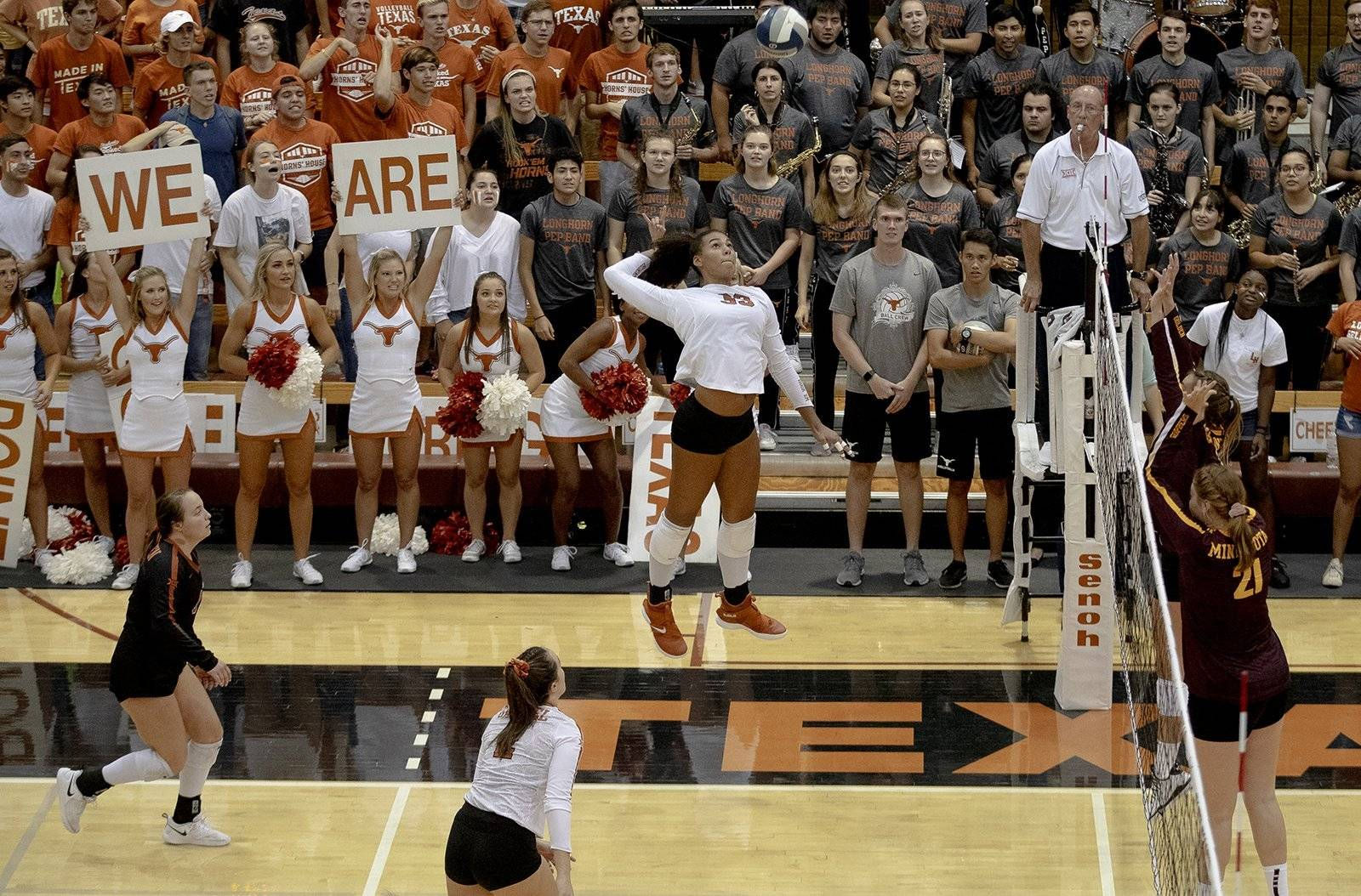 NCAA announces times for Gregory Gym's third- and fourth-round tournament matches
