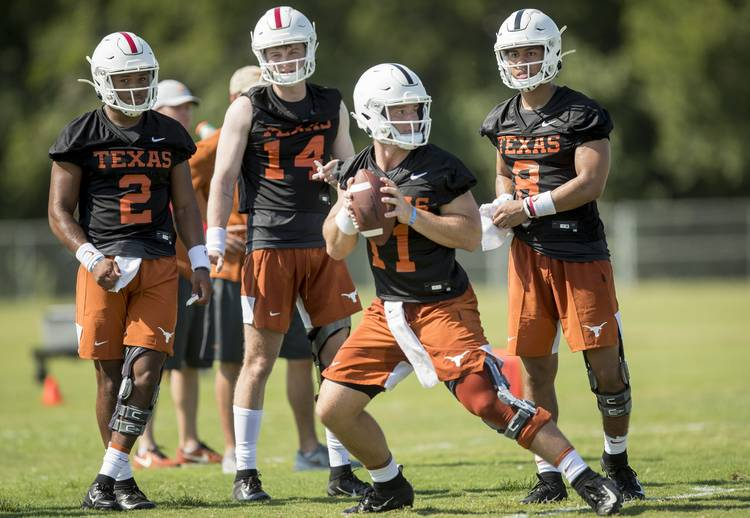 best website c3b0d be5cc LISTEN: Texas QB Sam Ehlinger discusses how the Longhorns ...