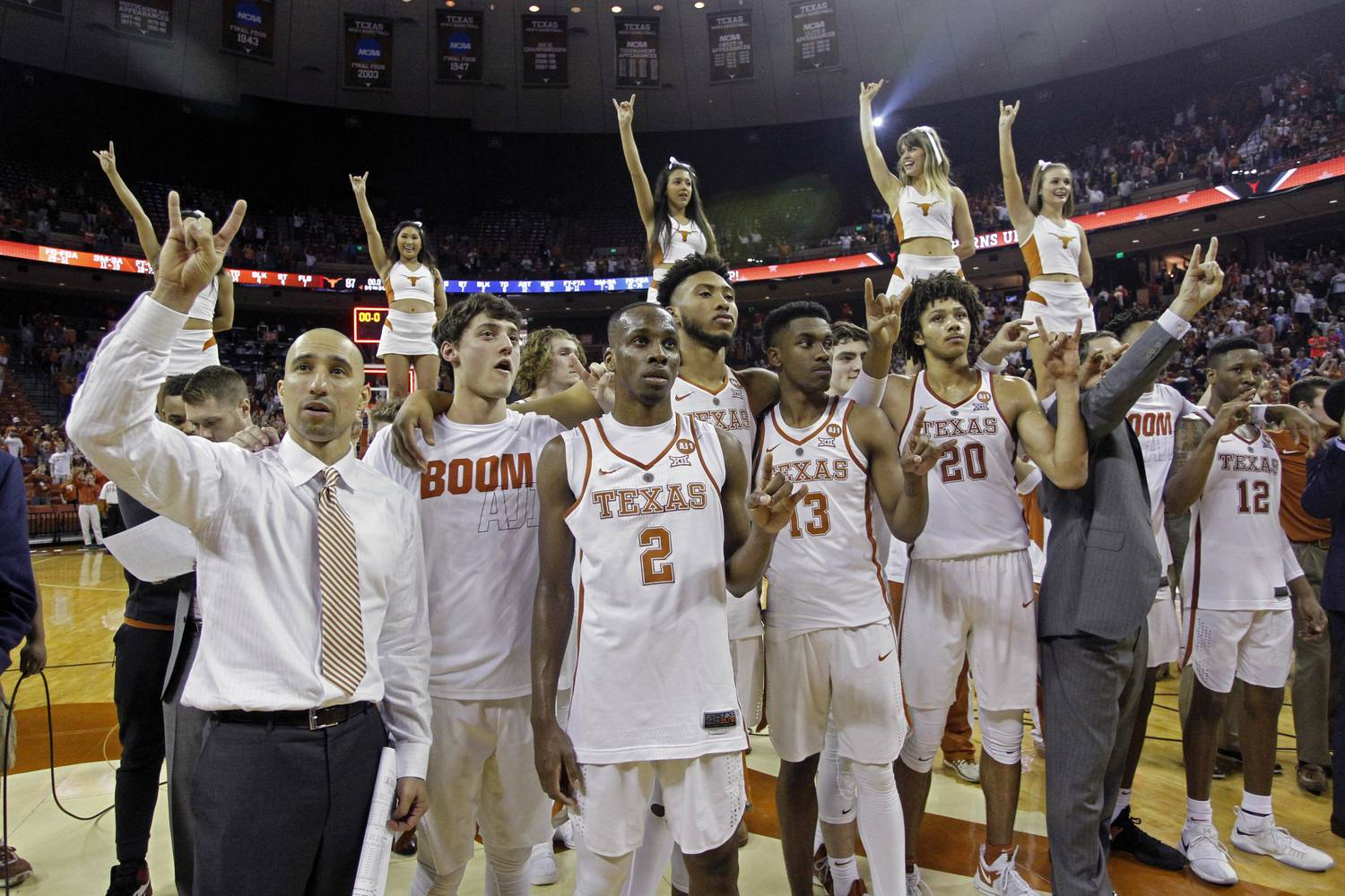 dd49642ab7f207 The Starting 5  Texas is in and is the Big 12 Tournament important ...