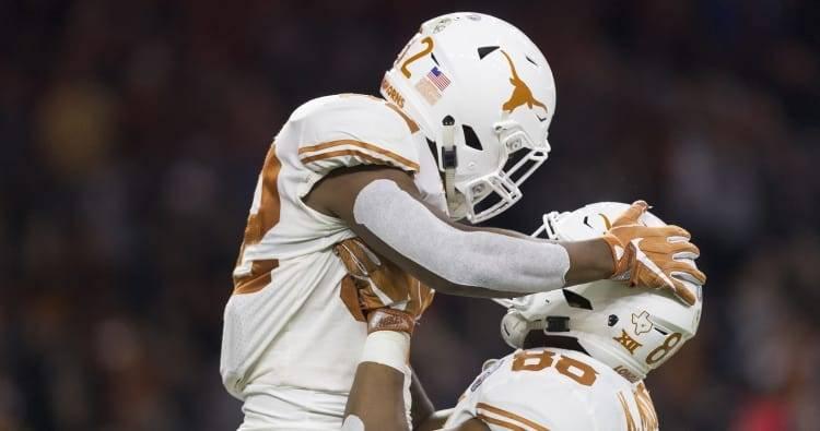 2d9a41fd New Texas AD Chris Del Conte explains why Longhorns won't add alternate  uniforms | Hookem.com