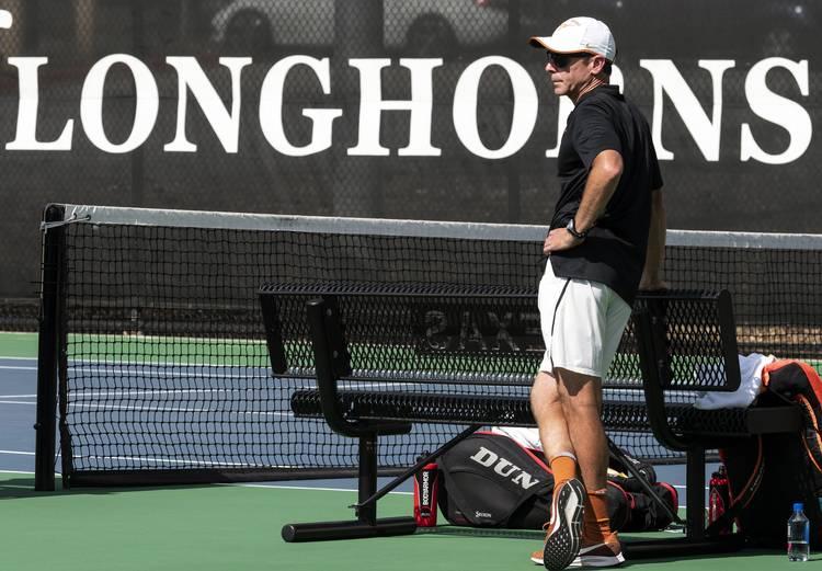 Texas men's tennis falls at ITA National Indoor Championships