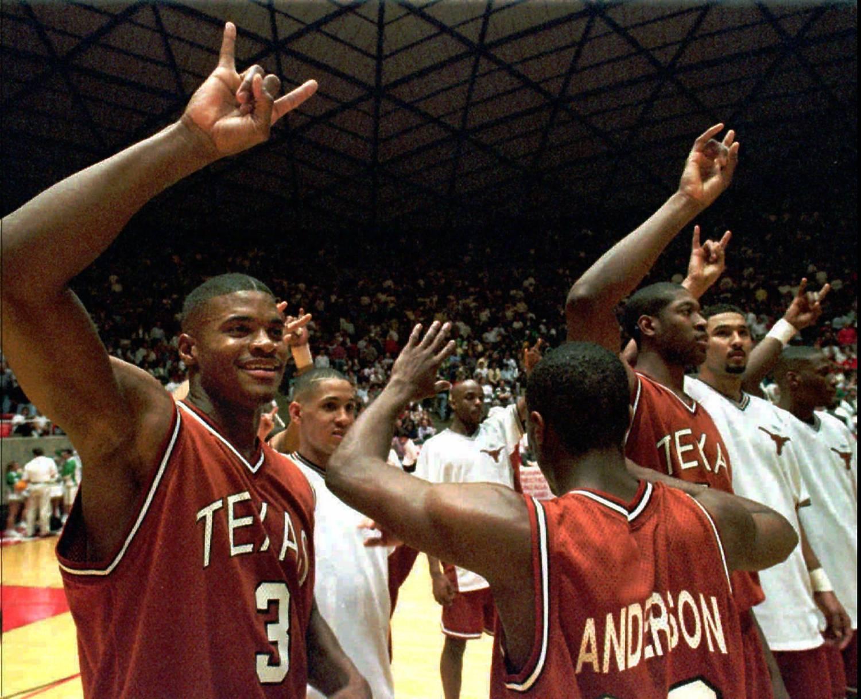 PHOTO HISTORY The Chris Beard Years Of Texas Basketball