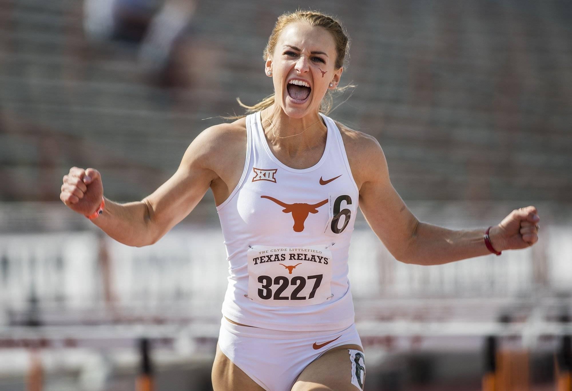 Texas' Ashtin Zamzow, Oklahoma's Kyler Murray honored as Big 12 Athletes of the Year