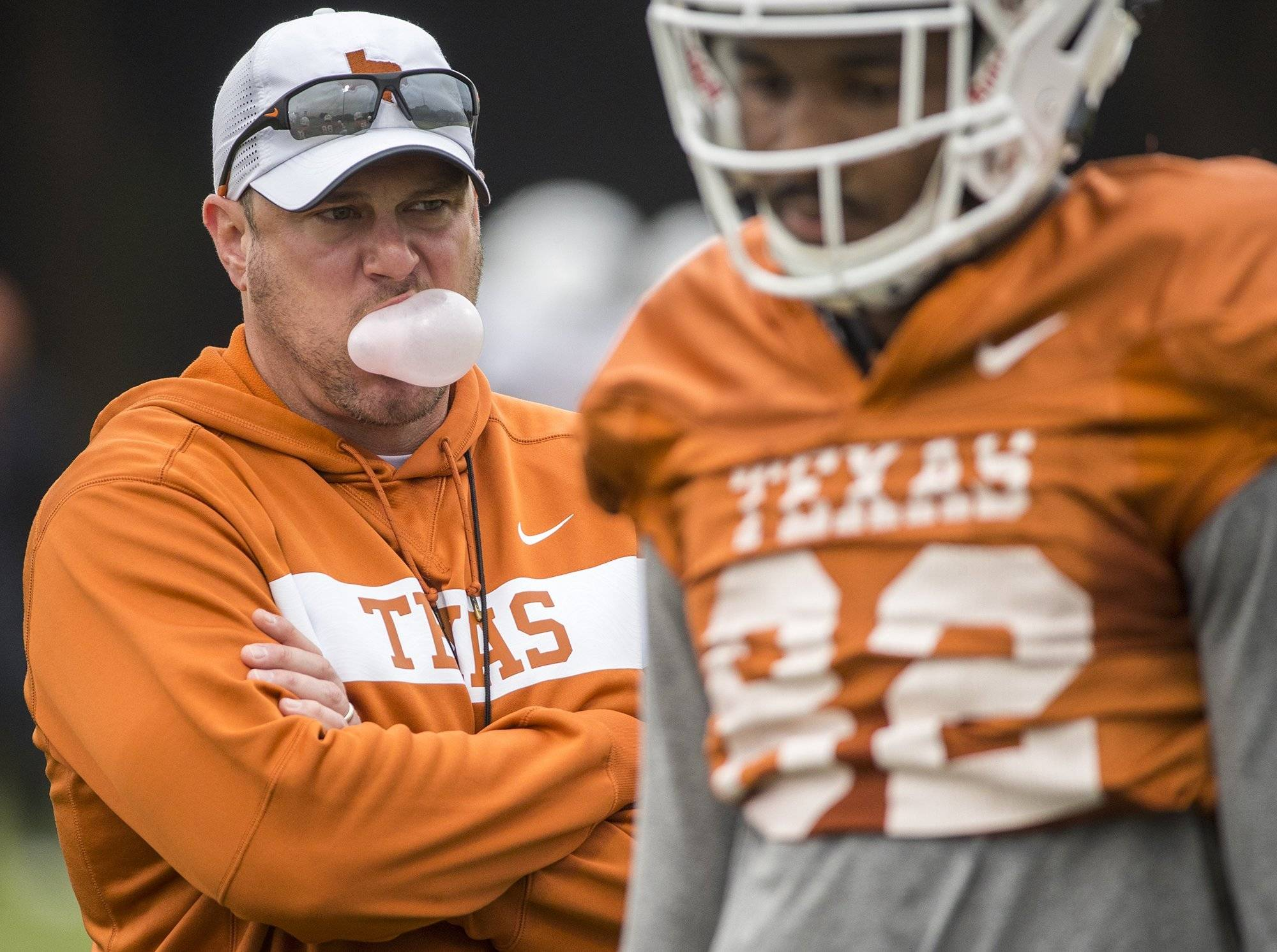 Tom Herman: 'We don't live in a world of what-ifs or shoulda-woulda-coulda's'