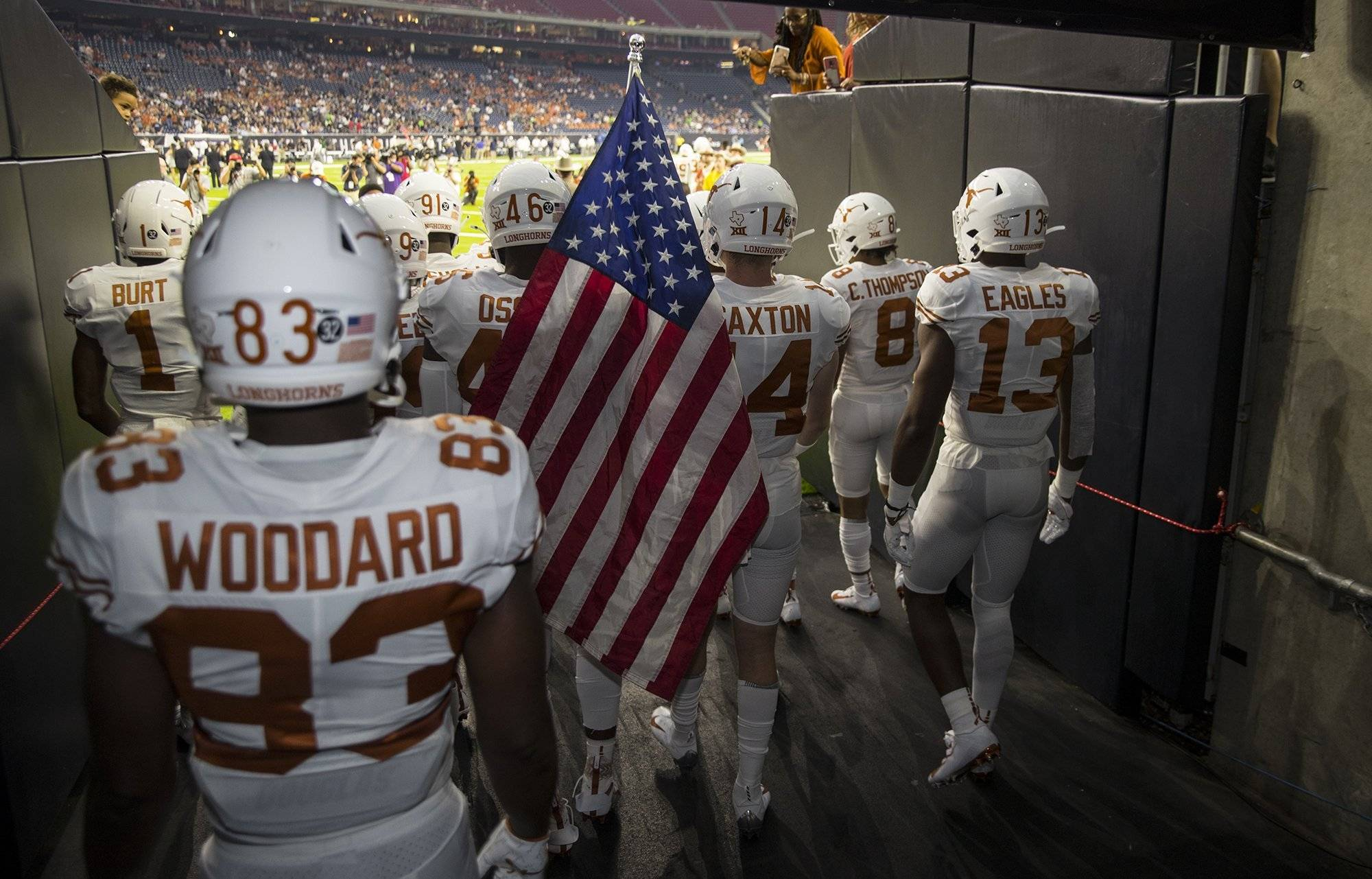 Longhorn Confidential: On Oklahoma State's firepower, visiting with Shane Buechele, Charles Omenihu