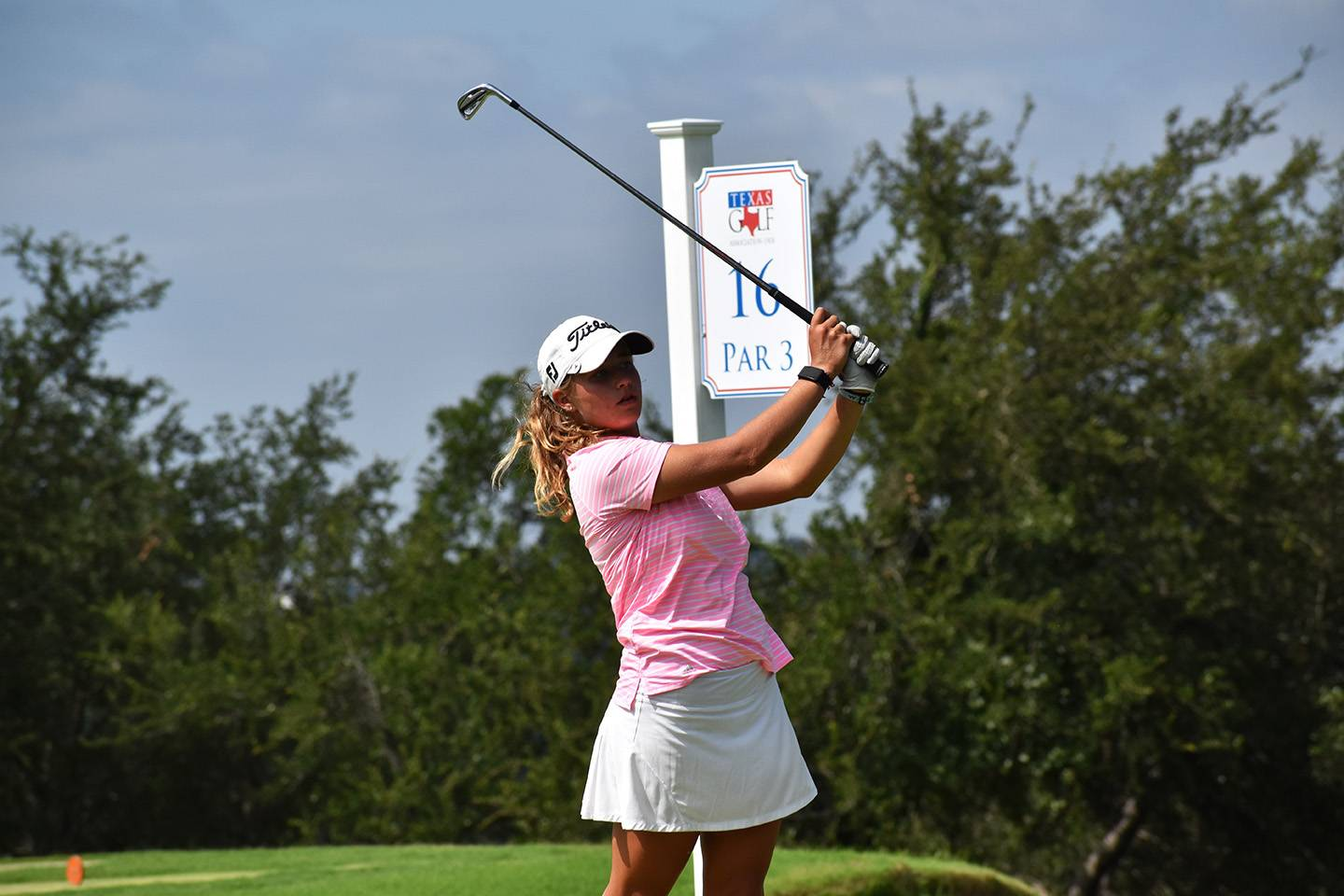 Future Longhorn Bentley Cotton Right At Home While Winning Women S Texas Amateur Title Hookem Com