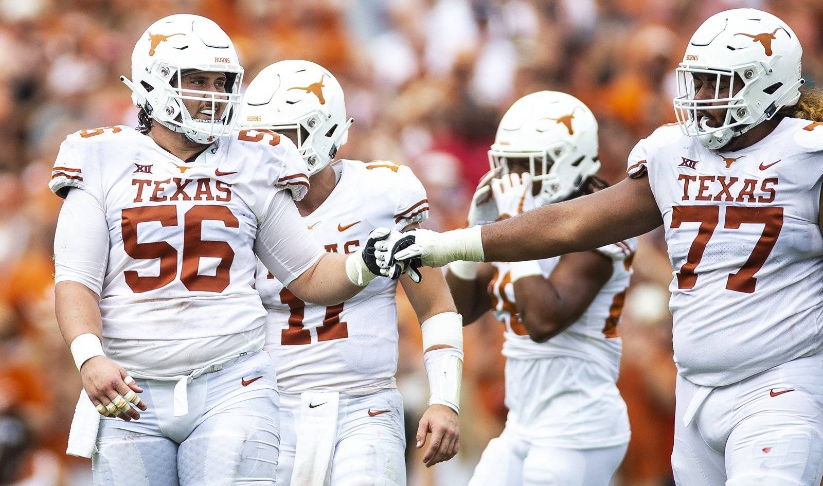 Watch list for college football's top center again includes Texas' Shackelford