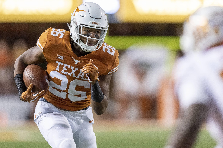 Watch list watch: Can Keaontay Ingram help Texas break a tie on the Doak Walker scoreboard?