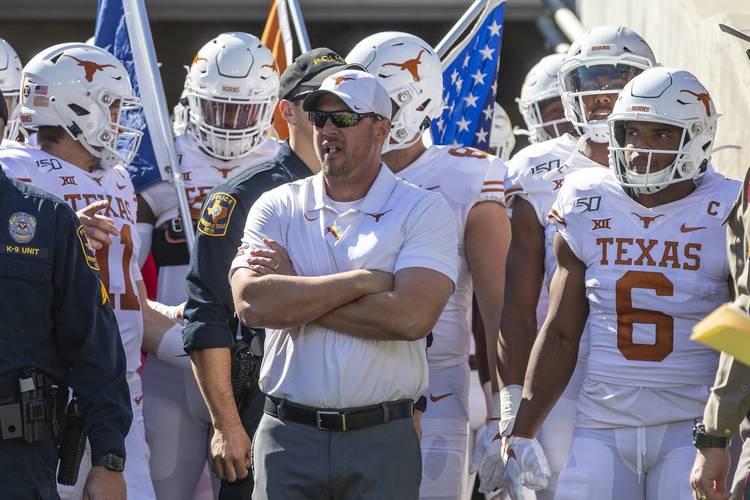 Texas Coach Tom Herman Opens Up On Race Relations As His Longhorns Speak Up In Team Meeting Hookem Com