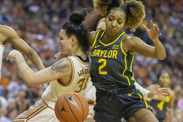 With Baylor still on top, Texas settles for a silver showing in the Big 12's preseason poll