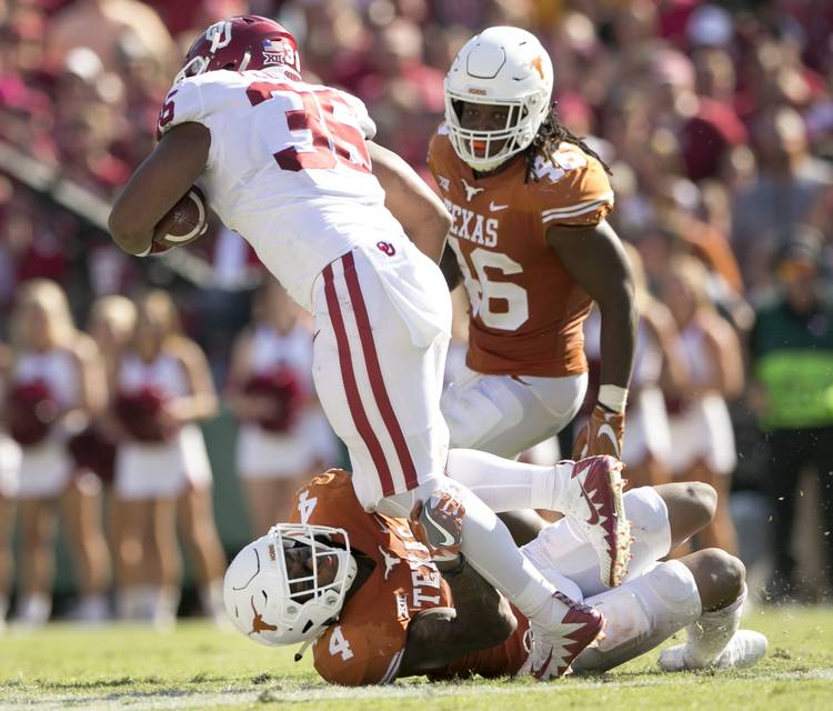 This week in mock drafts: Will Longhorns make up 12 5 percent of the
