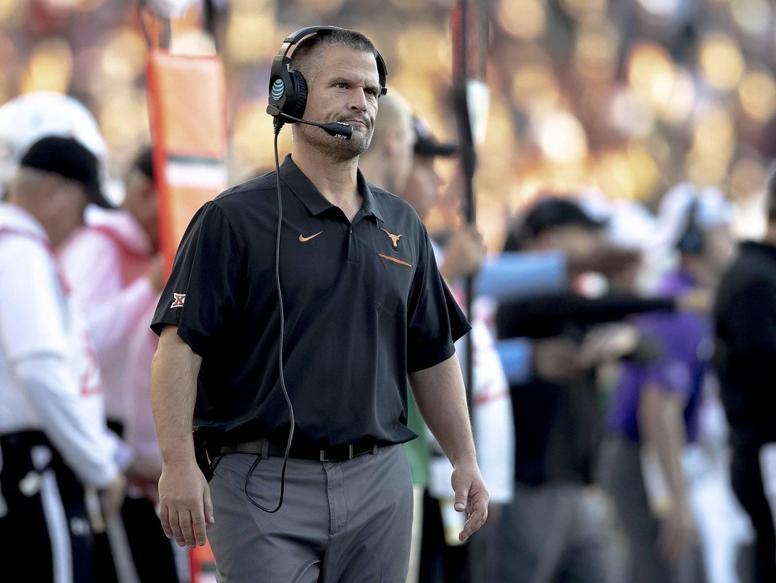 Texas defensive commits react to Todd Orlando firing