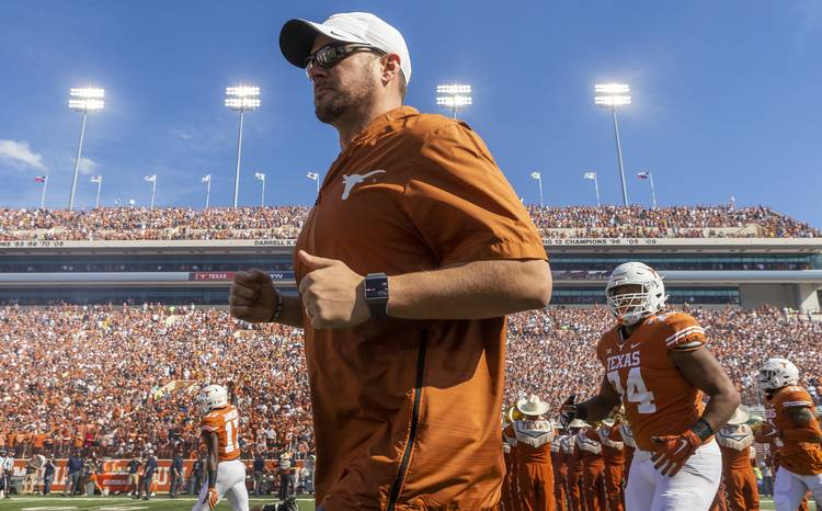 With 2019 Recruiting Class Already Signed Little For Texas To Do On