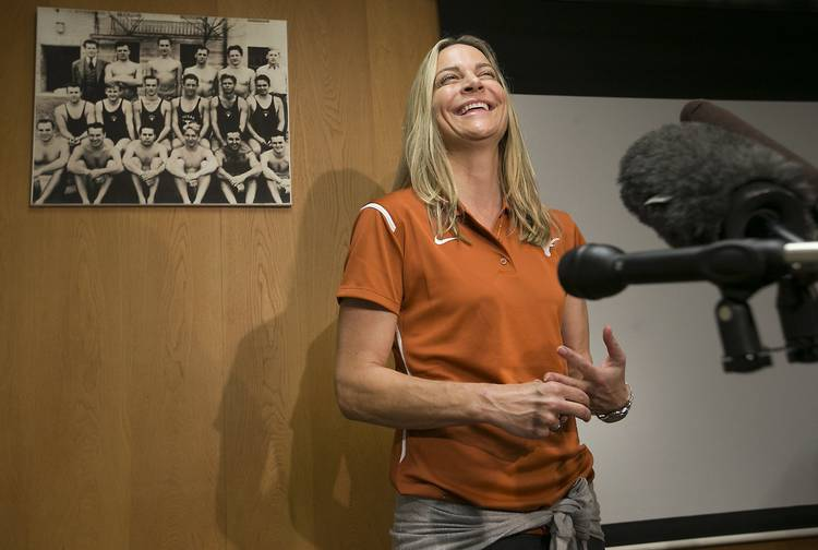 Can Texas swimming surge back into elite women's status? It