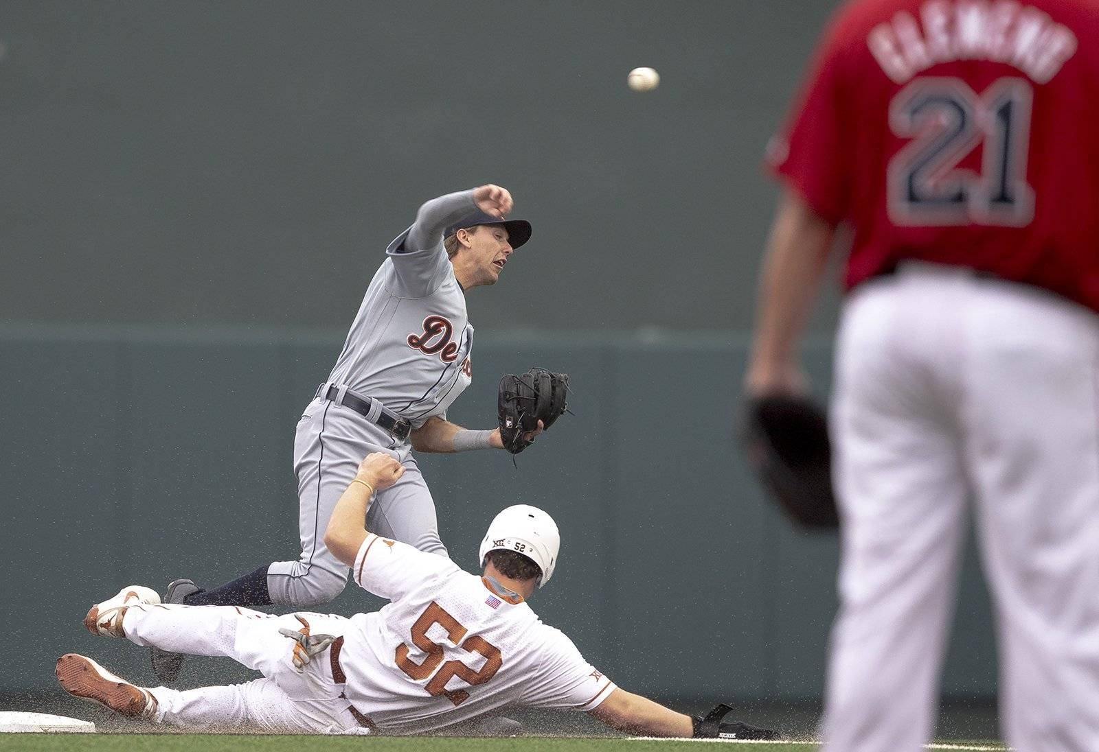 58306ffc494 Texas celebrates the past and gets the best of its alumni as the opener for  the 2019 season nears