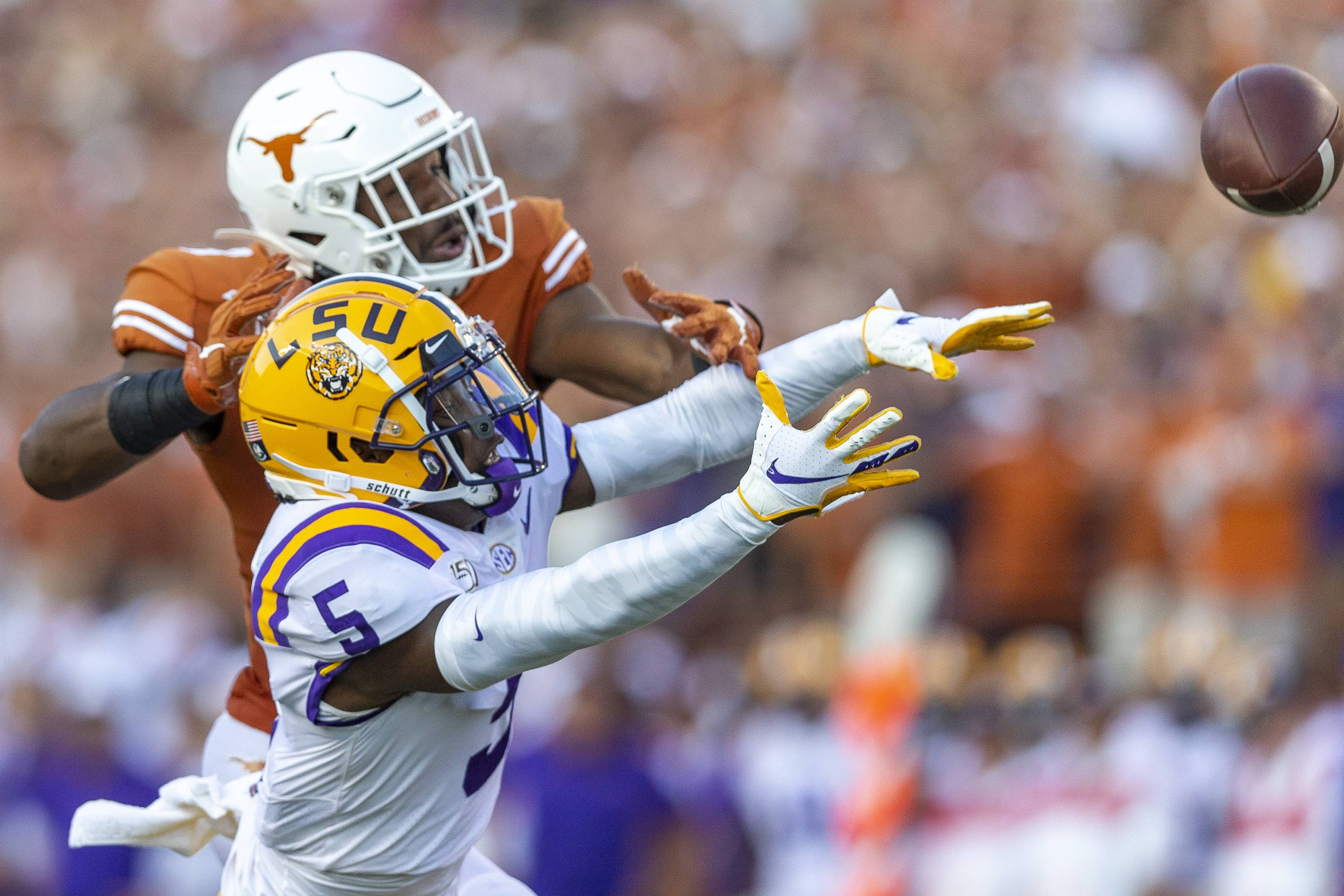 Longhorn Confidential: It's Rice week, but too many questions linger over LSU