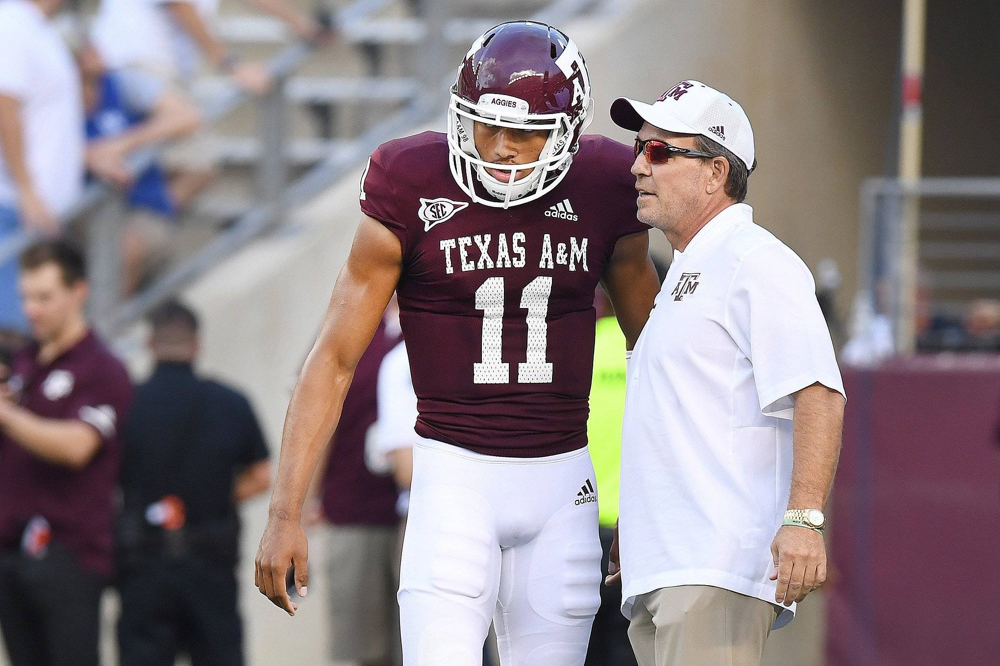 Our 12th Annual Preseason Top 25 No 14 Texas A M Mond Still Trying To Figure Out How To Put It All Together Hookem Com