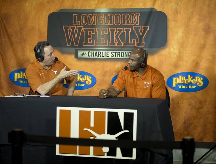 Eyes On Texas Austin Radio Network To Broadcast Ut Games On 8