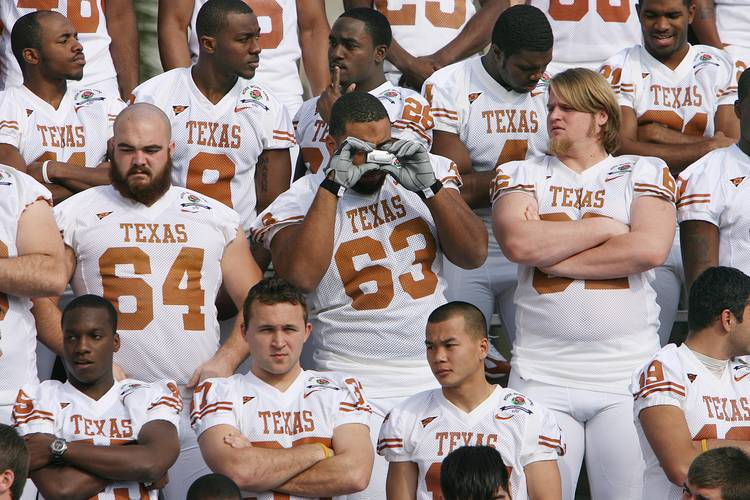 45b4b5f3dd0 Jamaal Charles' retirement closes an NFL chapter for Texas' 2005 national  championship team