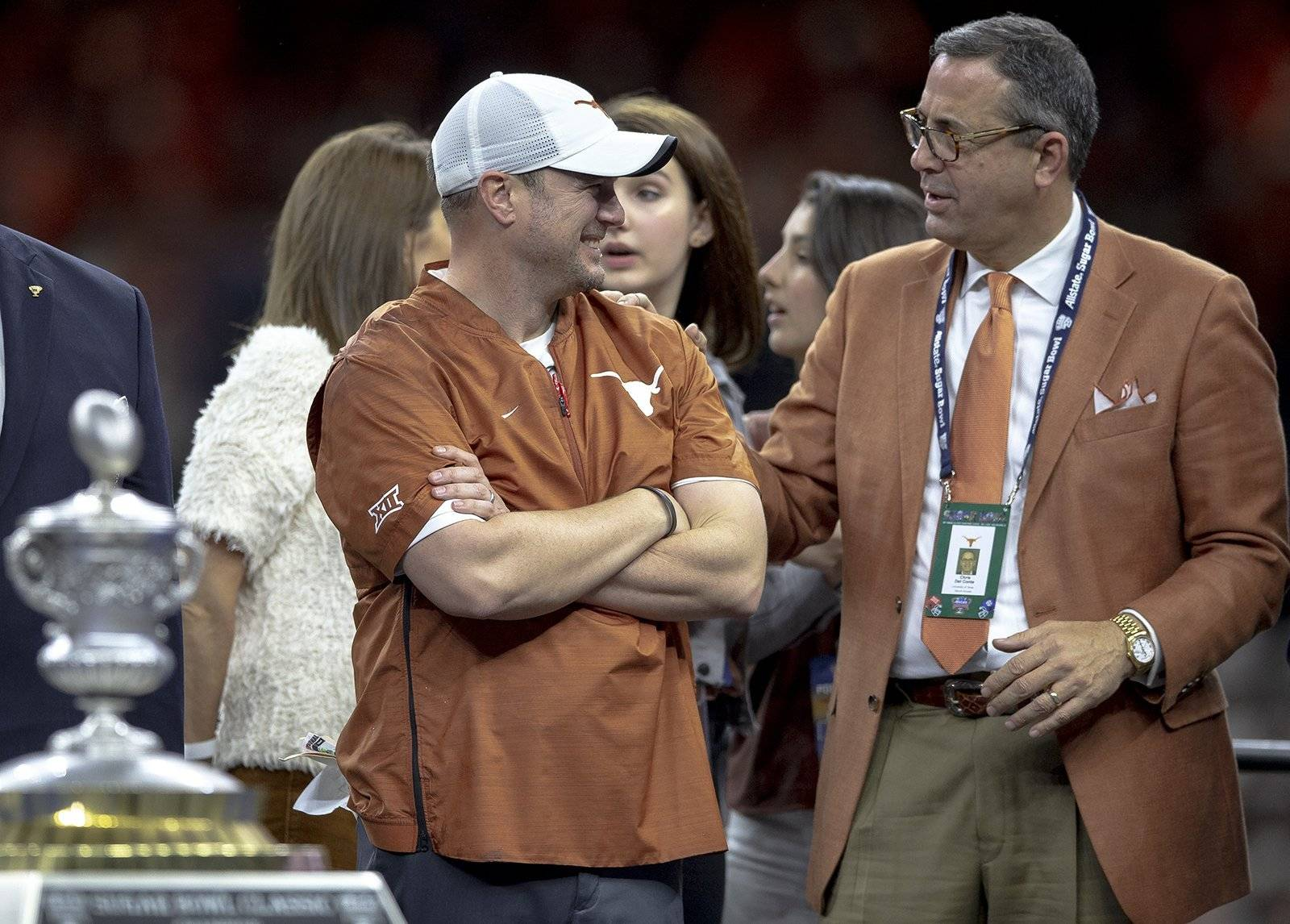 On Second Thought Ep 143: Big 12 Media Days review: Ehlinger addresses Bradshaw/Baker diss