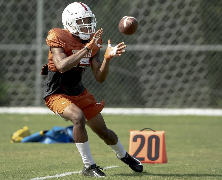 Three Observations From The Fifth Day Of Texas Fall Camp