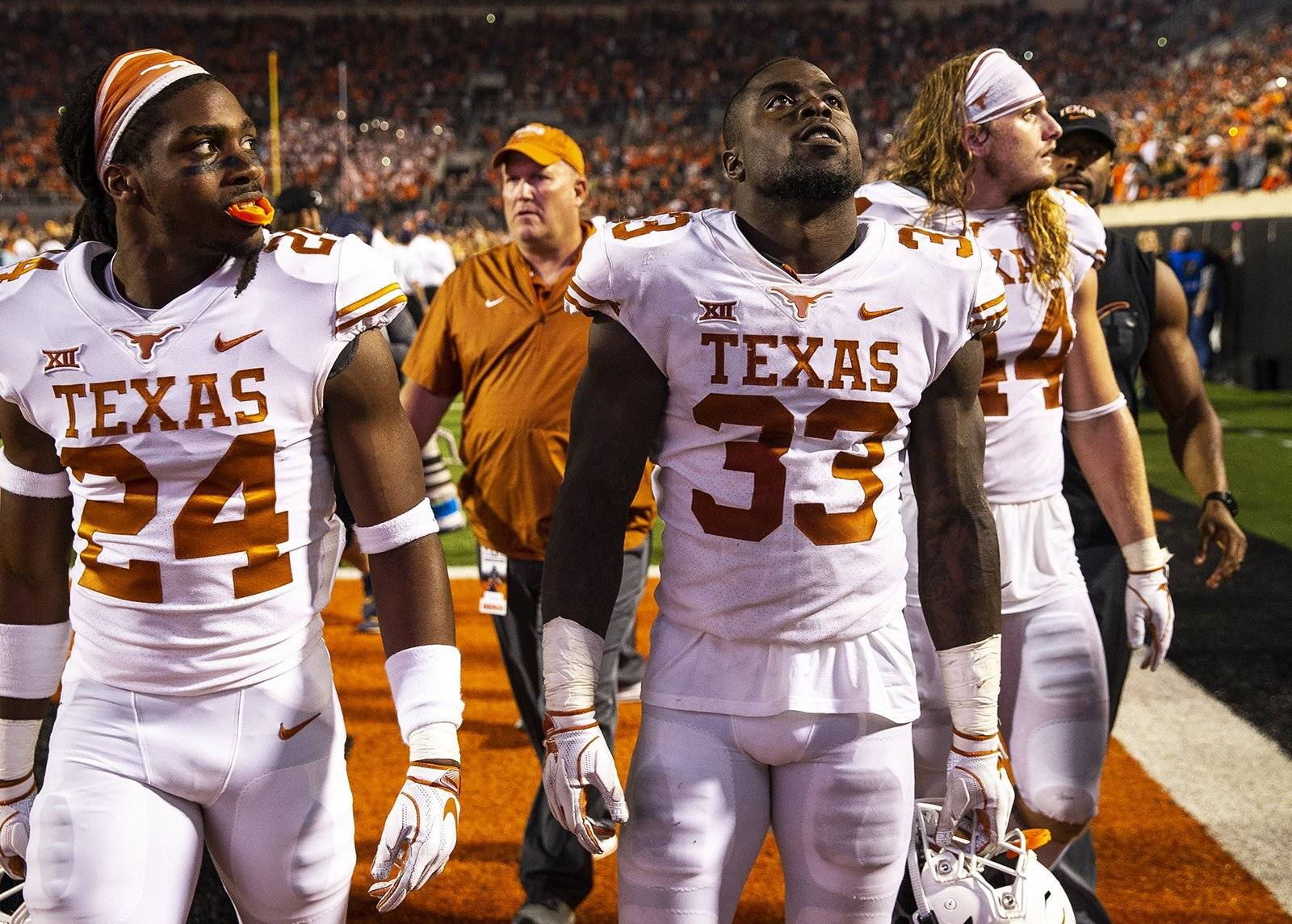 Oklahoma State 38, Texas 35: Frustrations were the only