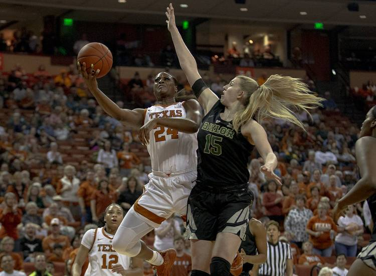 Texas finds itself behind Baylor as Big 12 releases its preseason poll