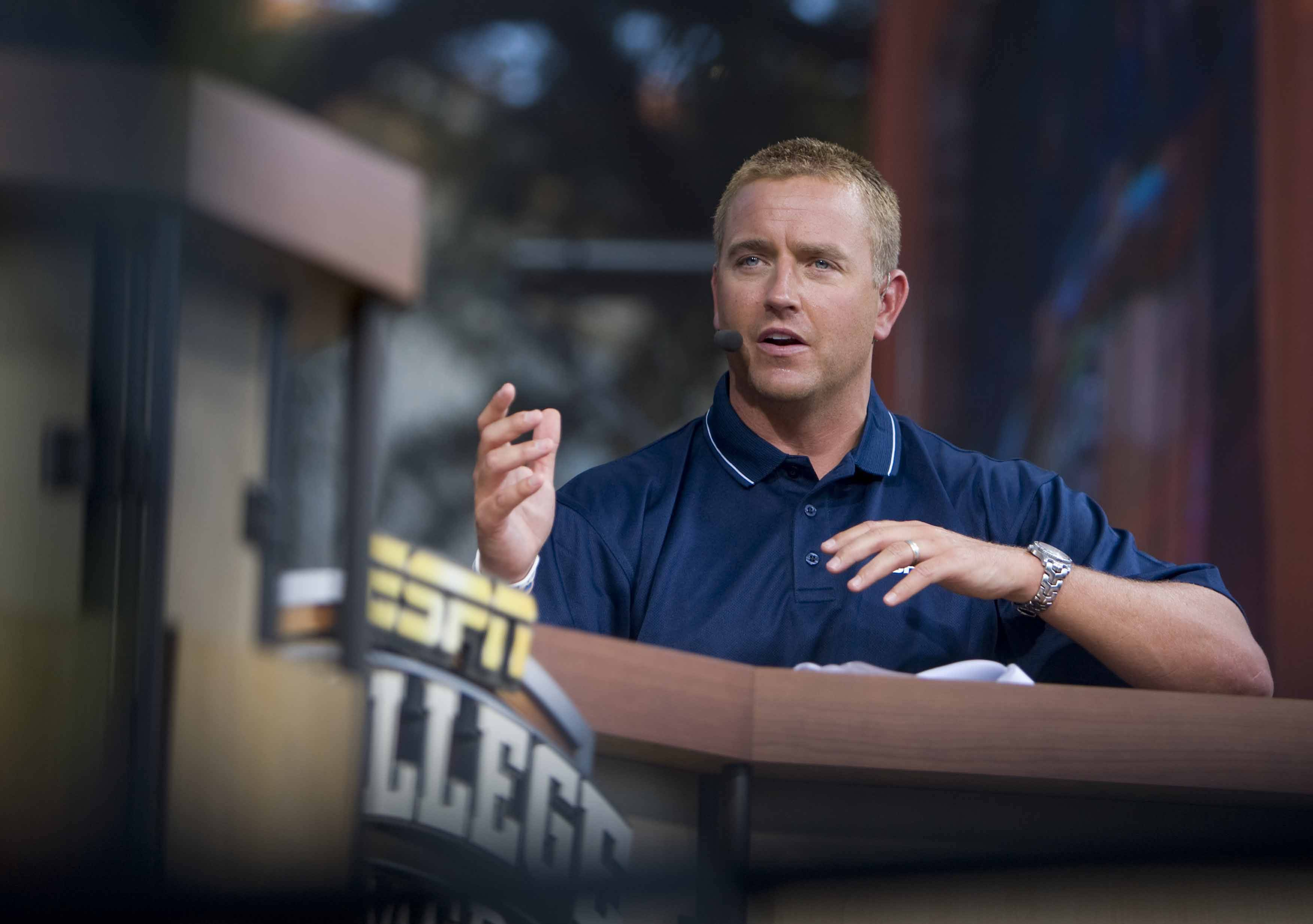 On Second Thought Ep 150: ESPN's Kirk Herbstreit gives his thoughts on Texas' playoff prospects after the loss to LSU