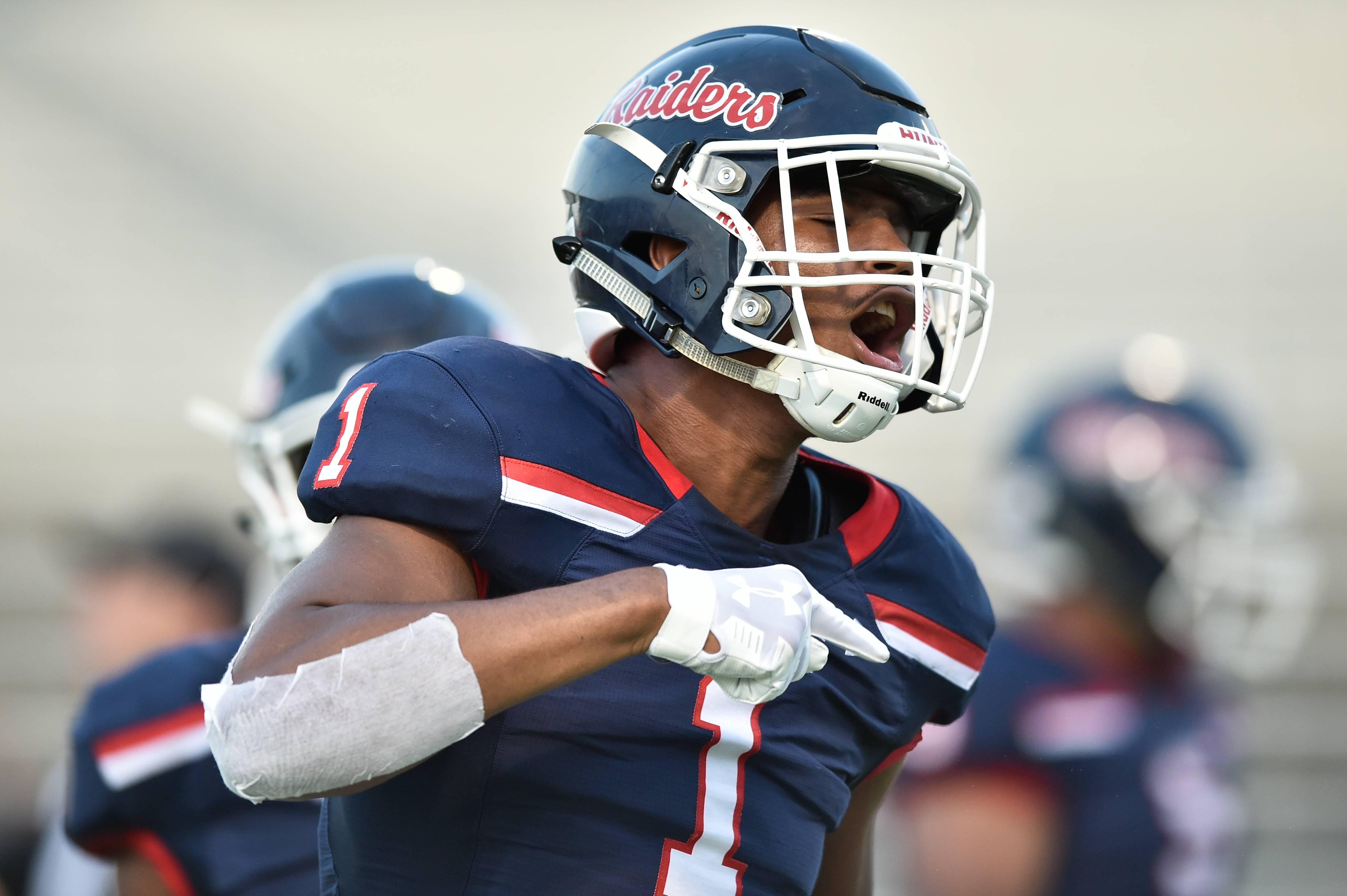 Texas adds 2021 four-star athlete Ja'Tavion Sanders to recruiting class