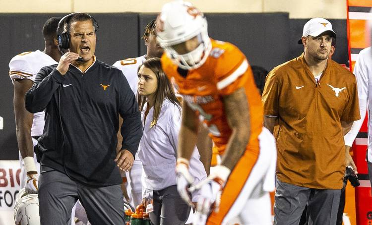 REPLAY: Texas coach Tom Herman holds press conference before UT
