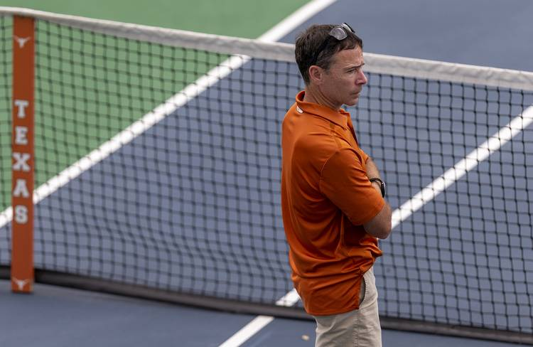 Texas men's tennis has two players ranked in the top 5