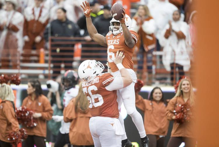 Longhorns mostly excluded as Big 12 announces its all-conference accolades