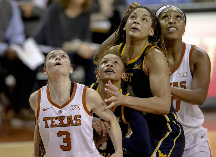 8cd6e25a6 No. 12 Texas women s basketball team hands Sooners 8th straight loss ...