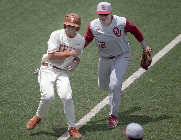 reputable site ab3a9 4bb3c The Final Pitch: Oklahoma 13, Texas 0 – Longhorns officially ...