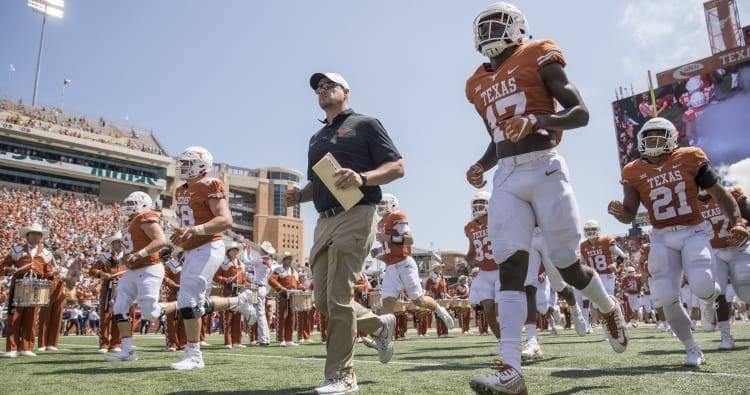 university of texas longhorns football schedule