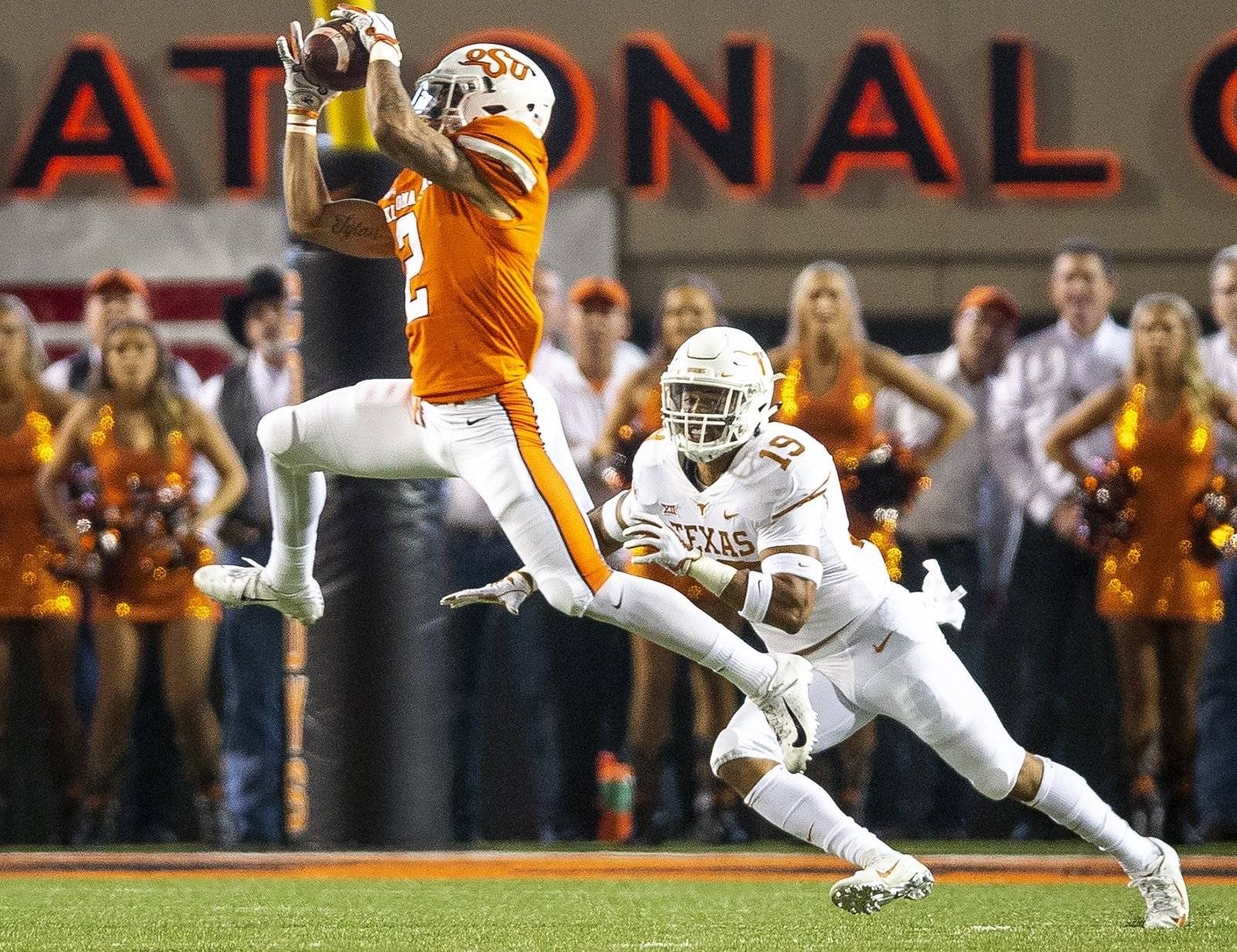 Time and TV information announced for Texas' home game against Oklahoma State