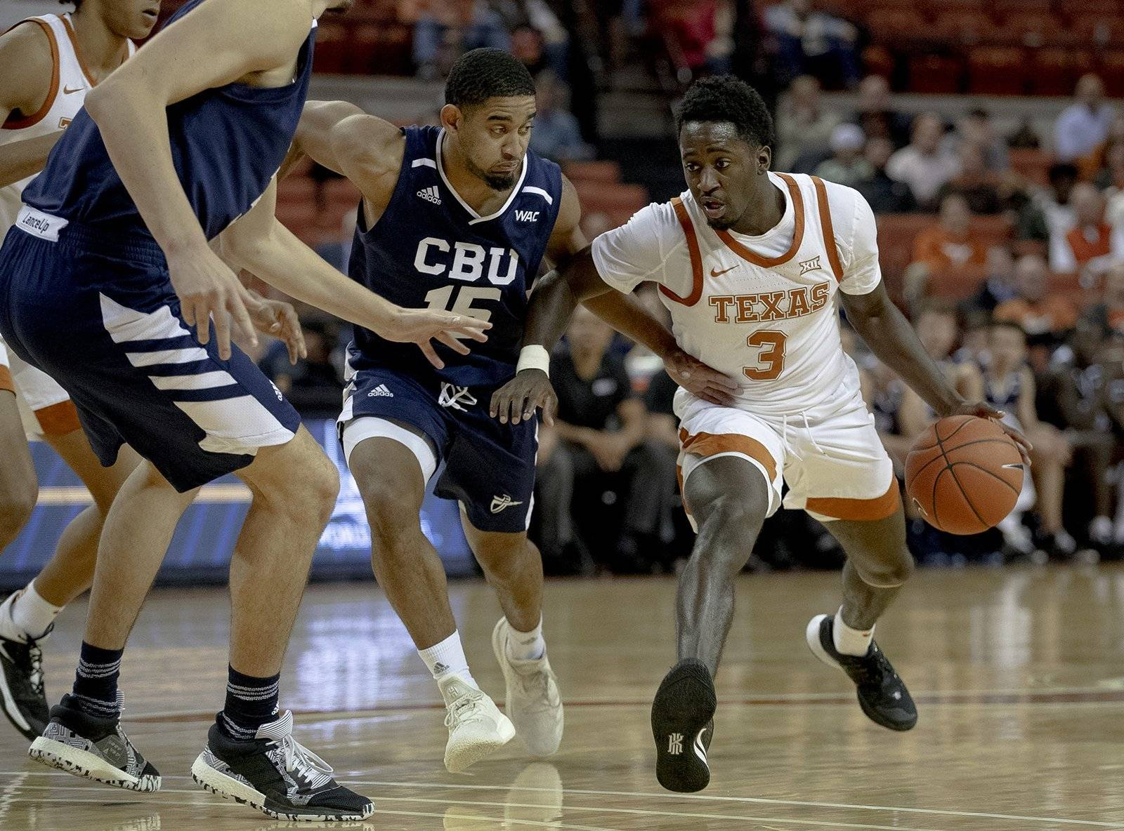 Men's preview: Texas vs. Central Michigan