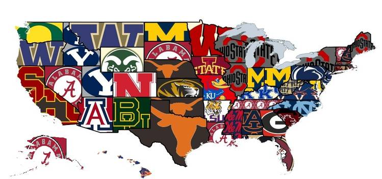 Texas hates Texas most out of all college football teams in U.S. ...
