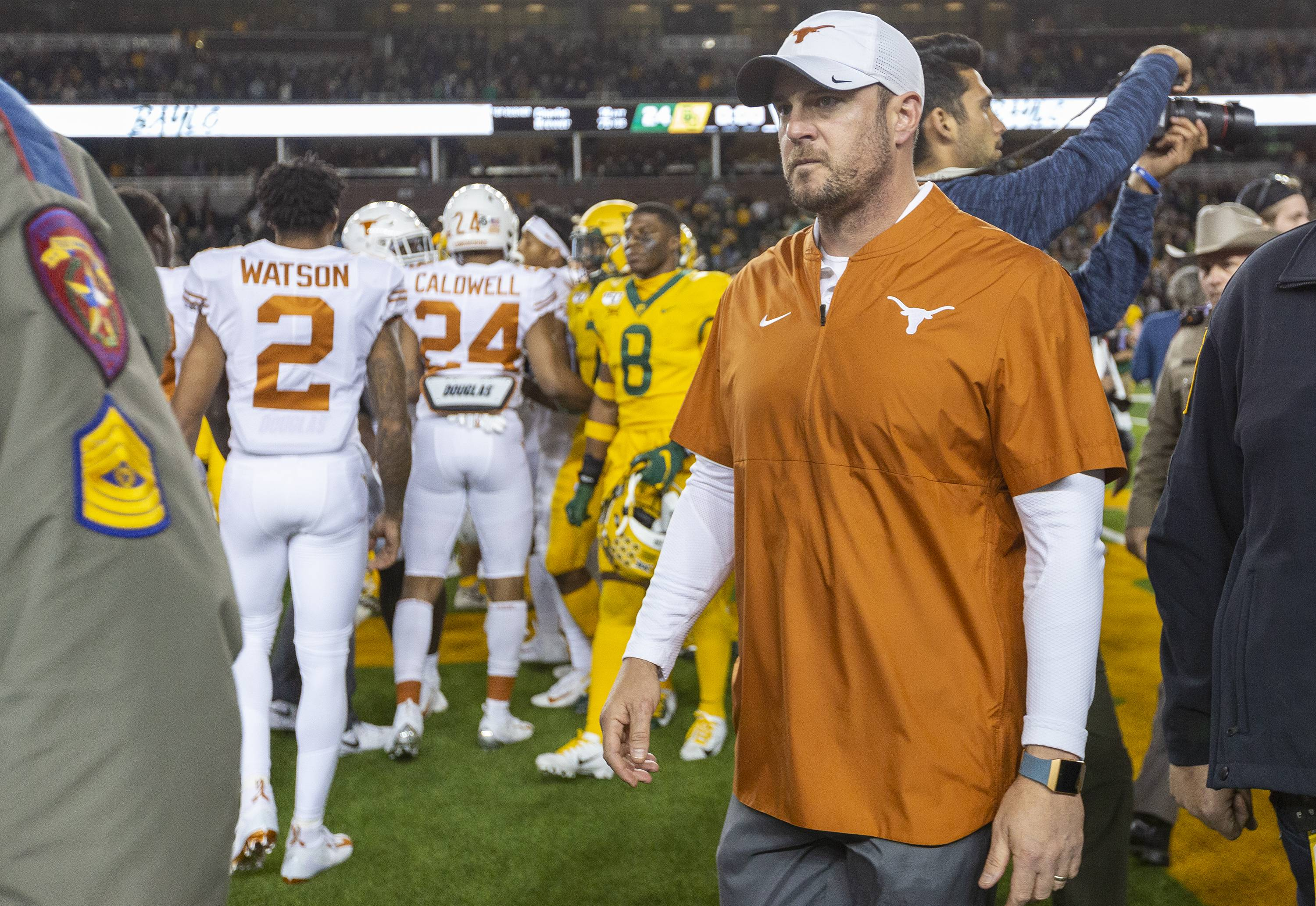 Longhorn Confidential: What comes next after Texas coach Tom Herman made key staff changes?